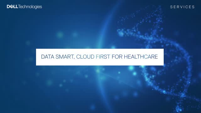 Data First, Cloud Smart for Healthcare