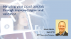 Maturing your cloud controls model through improved signal and validation