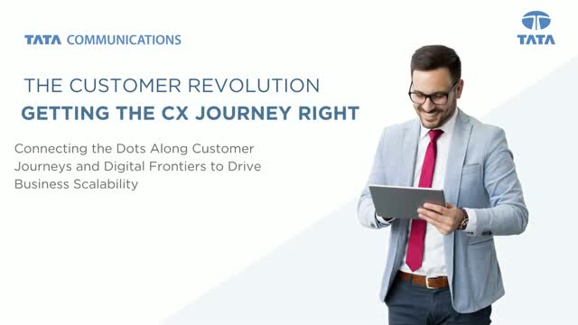 Getting the CX journey right to drive business scalability