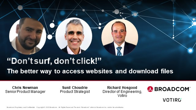 """Don't Surf, Don't Click!"" The Better Way to Access Websites and Download Files"