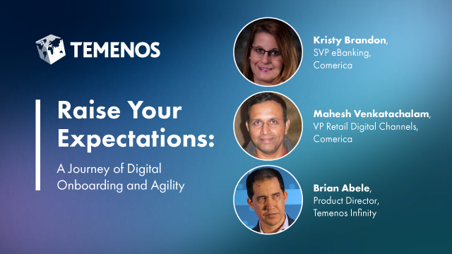 Raise Your Expectations: A Journey of Digital Onboarding and Agility