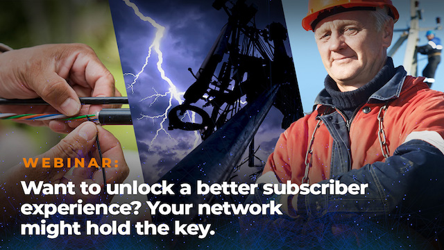Want to unlock a better subscriber experience? Your network might hold the key.