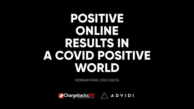 Positive Online Results in a Covid Positive World