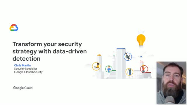 Transform your security strategy with data driven detection