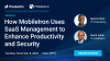 How MobileIron Uses SaaS Management to Enhance Productivity and Security