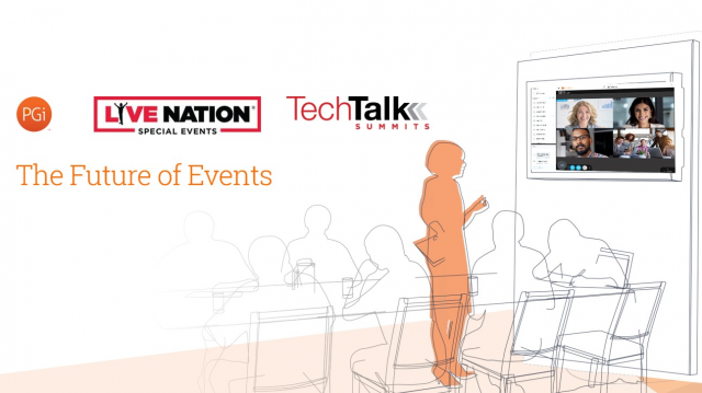 Live Nation, PGi, and TechTalk Summits Presents: The Future of Events