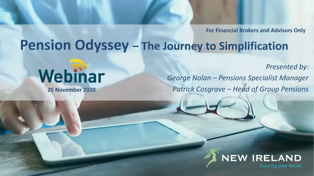 Pension Odyssey – The Journey to Simplification