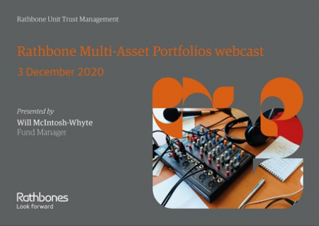 Rathbone Multi-Asset Portfolios fund update - December 2020