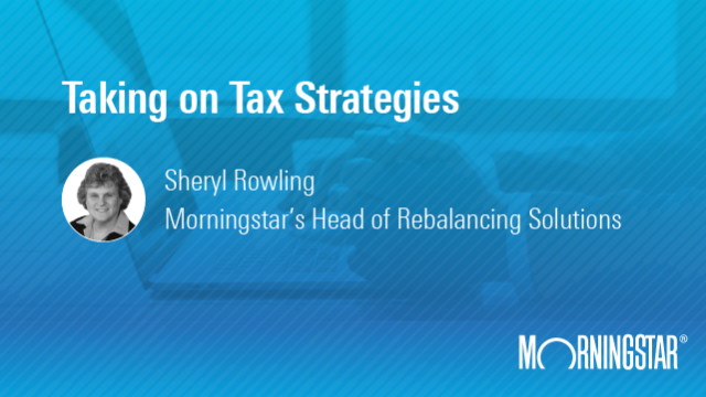 Taking on Tax Strategies