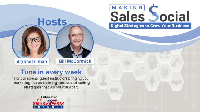 Making Sales Social: Digital Strategies to Grow Your Business - Episode 3