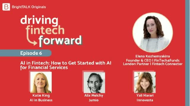 AI in Fintech: How to Get Started with AI for Financial Services
