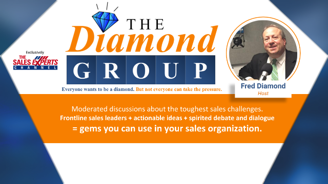 The Diamond Group - Getting Better at Sales - Episode 15