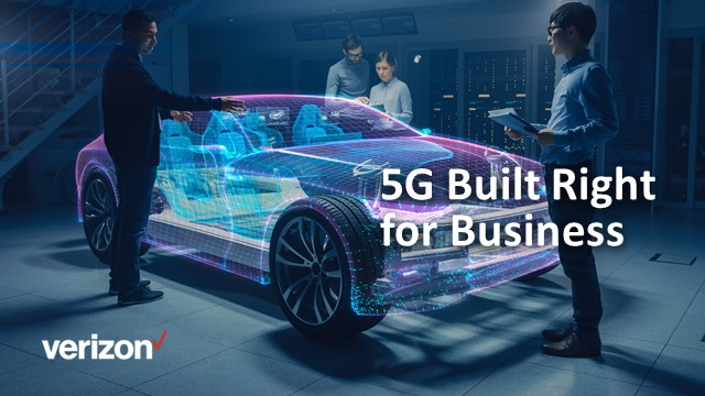 5G Built Right for Business