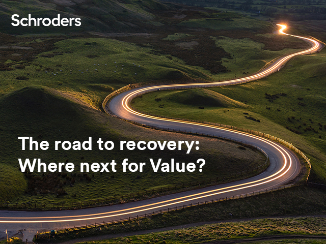 The road to recovery: Where next for value?