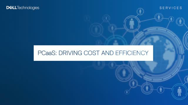PCaaS: Driving Cost and Efficiency
