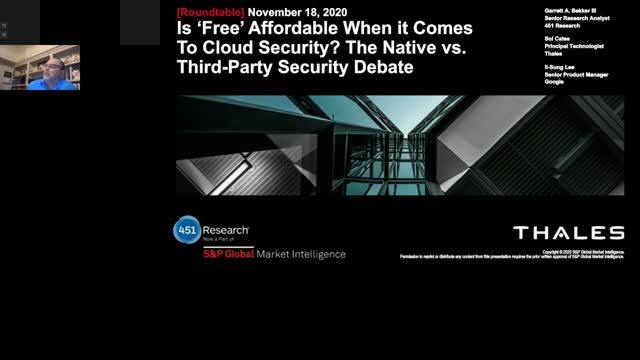 """Is """"Free"""" Affordable When it Comes to Cloud Security?"""