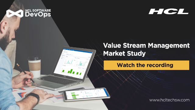 Who is using value stream management?