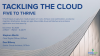 Tackling the Cloud: Five to Thrive