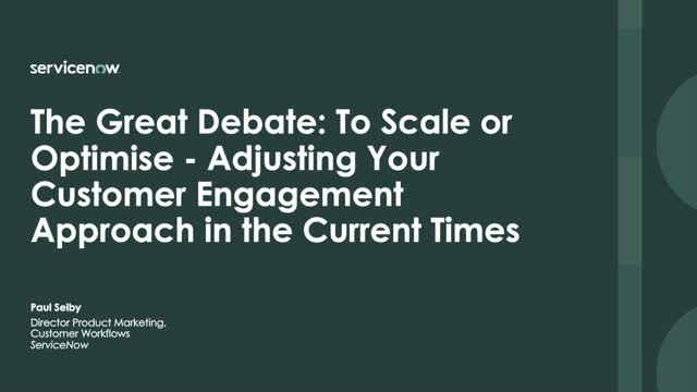 Adjusting Your Customer Engagement Approach in the Current Times