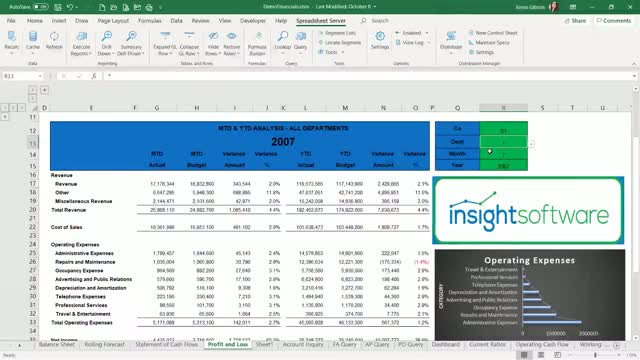 Accelerate Your Monthly, Quarterly, and Year-End Reporting