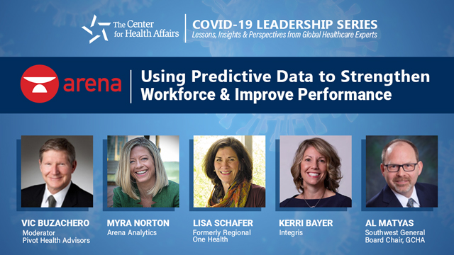 Using Predictive Data to Strengthen Workforce & Improve Performance