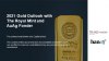 2021 Gold Outlook with The Royal Mint and AuAg Fonder