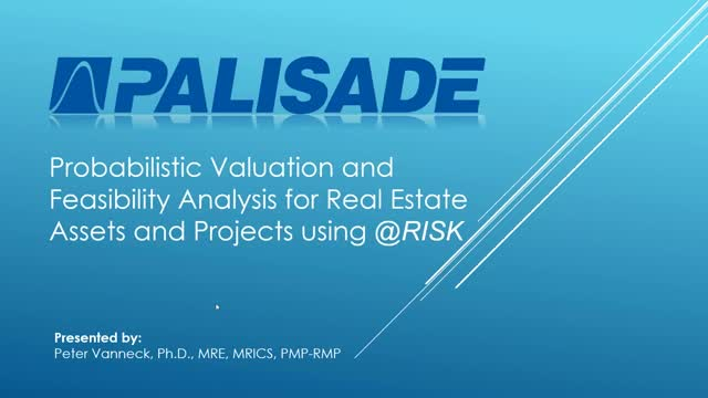 Part 1: Probabilistic Valuation and Feasibility Analysis for Real Estate Assets