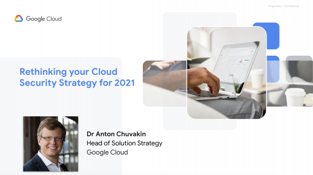 Rethinking your Cloud Security Strategy for 2021
