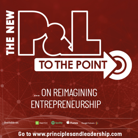 The New P&L TO THE POINT: 10 minutes on Reimagining Entrepreneurship