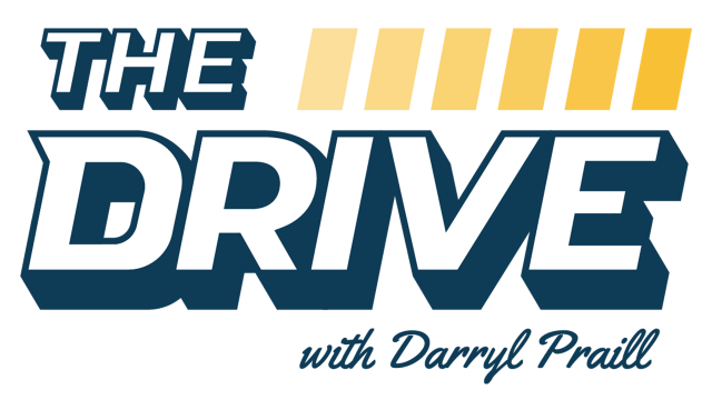 The DRIVE with Darryl Praill - Episode 1