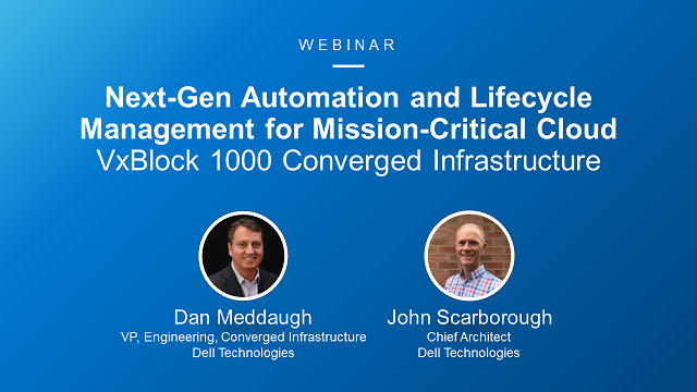 Next-Gen Automation and Lifecycle Management for Mission-Critical Cloud
