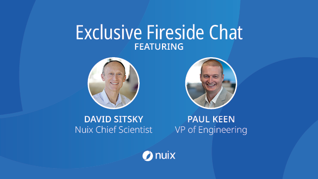 Exclusive Fireside Chat with Nuix Chief Scientist David Sitsky
