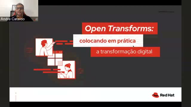 Do presencial ao virtual sem perder a essência Open