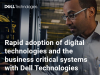 Rapid adoption of digital technologies and the business critical systems