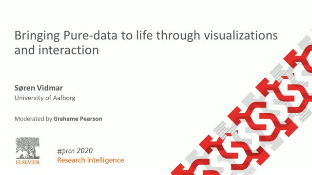 #PRCN2020:  Bringing Pure-data to life through visualizations and interaction
