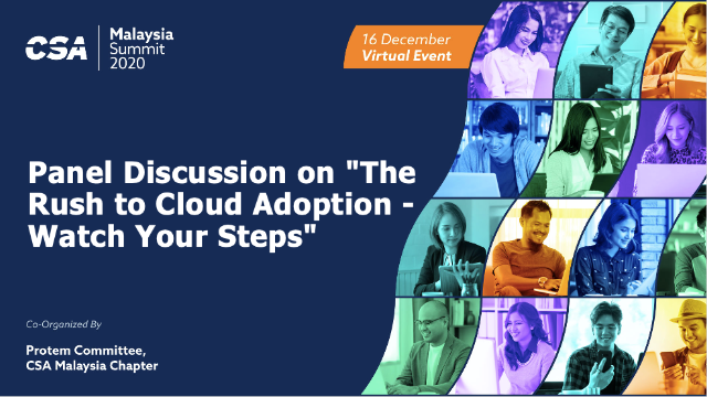 The Rush to Cloud Adoption - Watch Your Steps