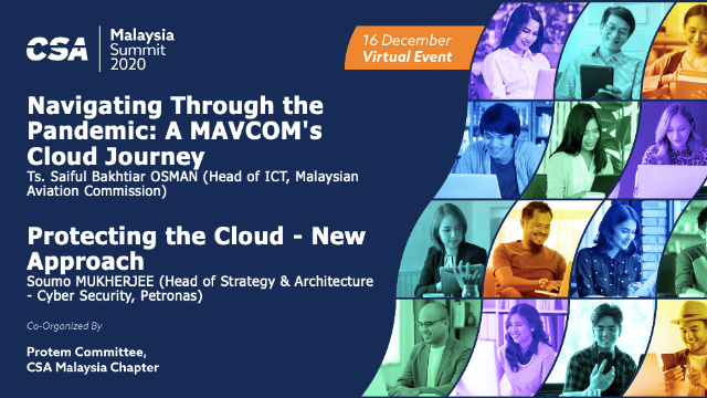 Navigating Through the Pandemic: A MAVCOM's Cloud Journey
