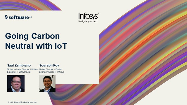 Going Carbon Neutral with IoT