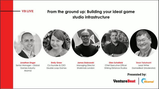 From The Ground Up: Building Your Ideal Game Studio Infrastructure