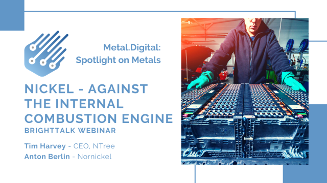 Nickel - Against the Internal Combustion Engine [Spotlight on Metals]