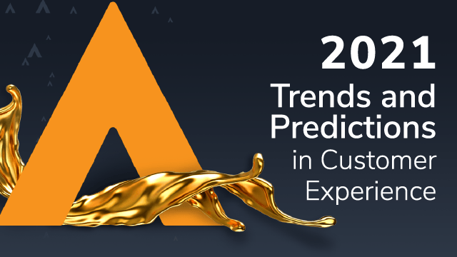 How will customer experience change in 2021?