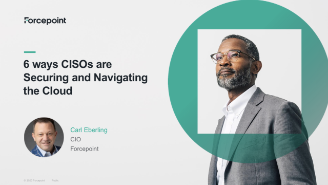 6 ways CISOs are securing and navigating the cloud