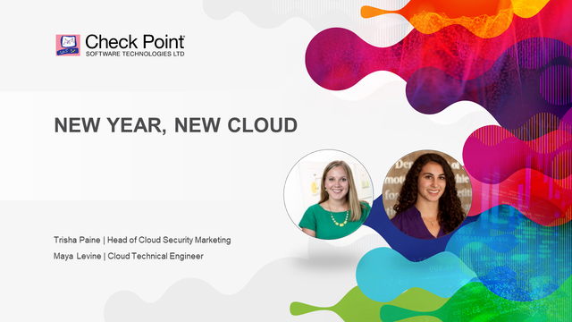 New Year, New Cloud