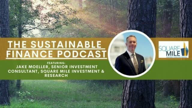 EP 104: How ESG Regulation Affects the Cost of Capital