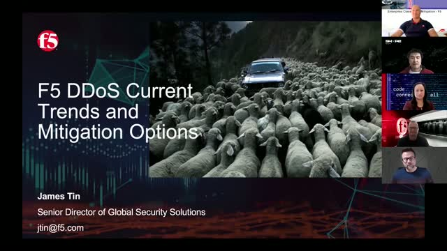 Current Trends in DDoS And Mitigation Options