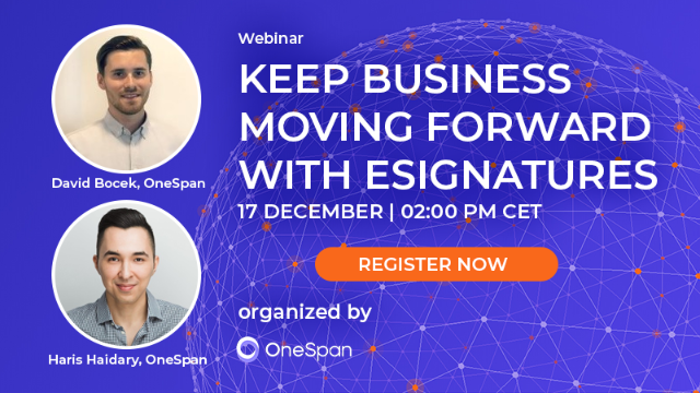Keep Business Moving Forward with eSignatures