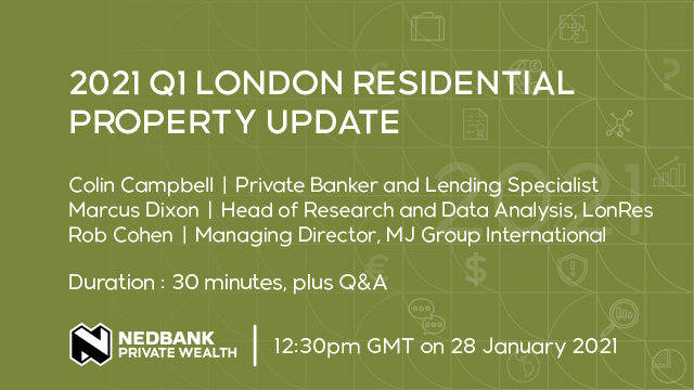 2021 Q1 London Residential Property Update