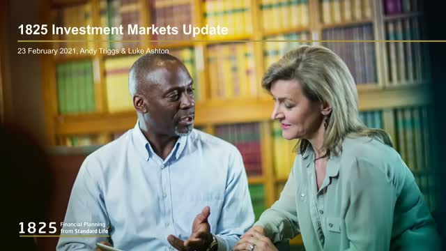 The Economy and Investment Markets for Individual Investors