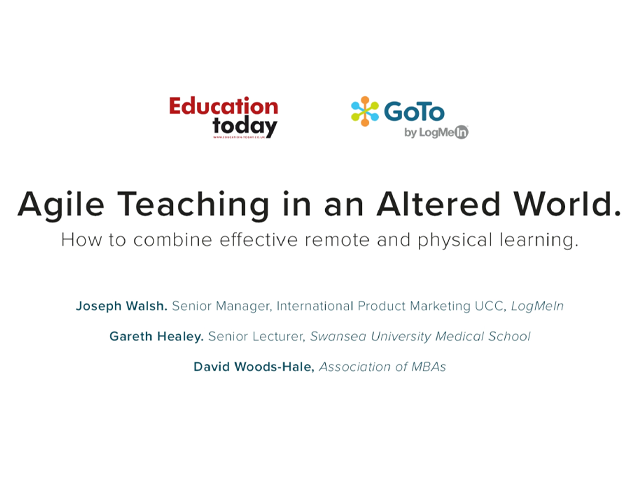 Agile Teaching in an Altered World. Effective hybrid teaching