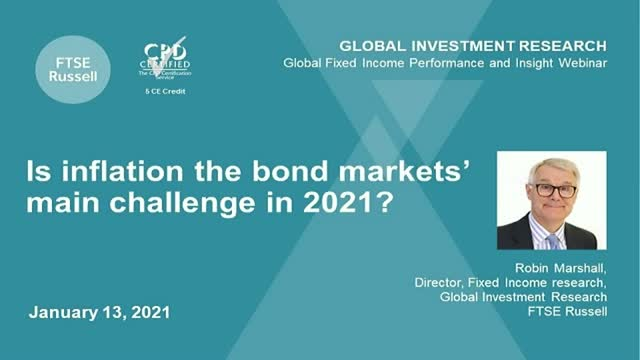 Global Bond Markets 2021. The four big questions and risks.